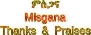 Misgana For Subscribing