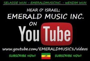 EMERALD MUSIC INC | Sahar Ahad Tafari