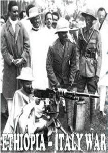 ETHIOPIA – ITALY WAR_sm
