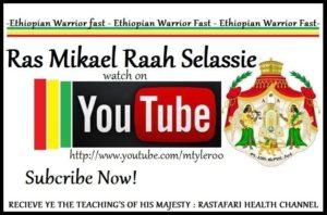Ras Mika'el Raä Selassie - Ethiopian Warrior Fast - Youtube