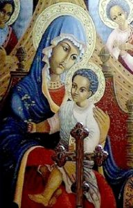 Ethiopic Legends of Our Lady Mary the Perpetual Virgin and Her Mother Hanna (1922) translated by Sir. E.A. Wallis Budge