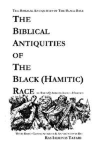 Biblical Antiquities of the Black (Hamitic) Race