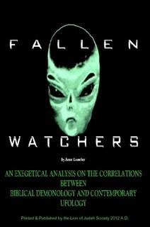 Fallen Watchers by Jason Guenther