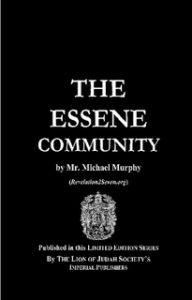 THE ESSENE COMMUNITY