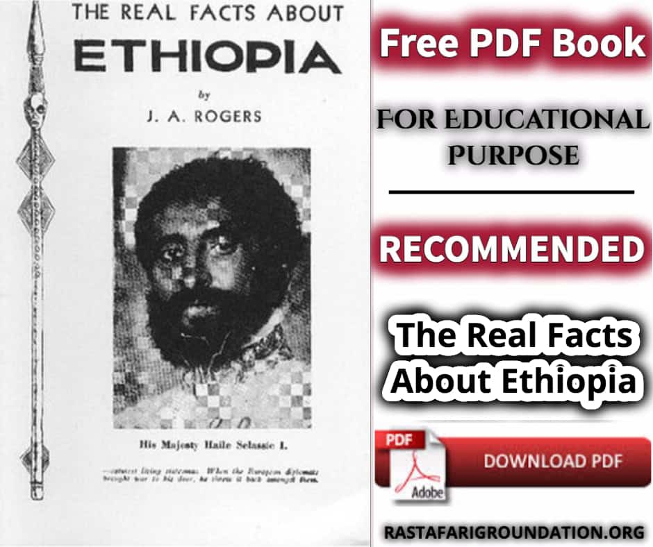 The Real Facts About Ethiopia | Free PDF Book