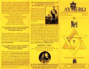 AYMERO | Rastafari Study Tracts #36 | The Net