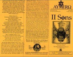 AYMERO | Rastafari Study Tracts #39 | II Sons