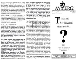 AYMERO | Rastafari Study Tracts #47 | The Friend & That Nagging HouseWife...
