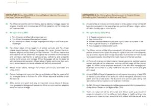 Agenda 2063 pgs 8-9