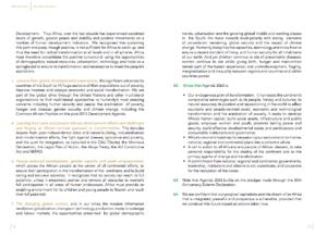 Agenda 2063 pgs 12-13