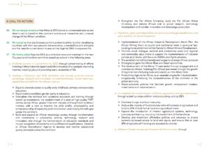Agenda 2063 pgs 14-15