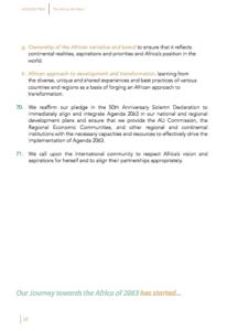 Agenda 2063 pgs 20