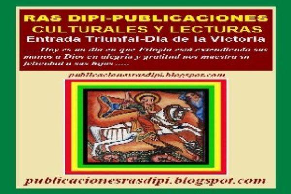 RAS DIPI | PUBLICACIONES CULTURALES Y LECTURAS