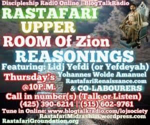 UPPER Room Of Zion | #RasTafari Discipleship Radi0 #DSR <a class='bp-suggestions-mention' href='https://www.lojs.org/community/lojsociety/' rel='nofollow' srcset=