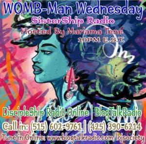 WOMB-Man Wednesdays | #DSR Discipleship Radio | #RasTafari #LionOfJudah <a class='bp-suggestions-mention' href='https://www.lojs.org/community/lojsociety/' rel='nofollow' srcset=
