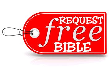 Ordering a FREE ENGLISH BIBLE
