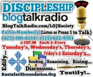 Discipleship RadiO @LOJSociety