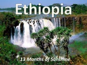 Ethiopian-Hebrew Holy Days