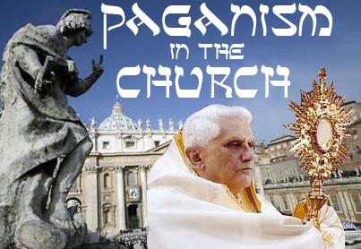 Paganism in Church
