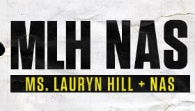Lauryn Hill & Nas' PowerNomics Tour To Raise Funds In Support Of Education, Health, & Tech (VIBEmag)