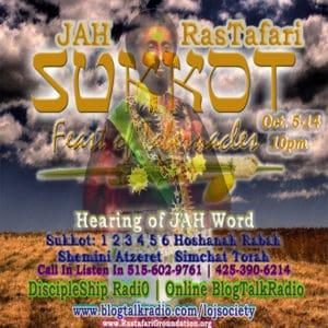 DSR Sukkot Broadcasts WordArt