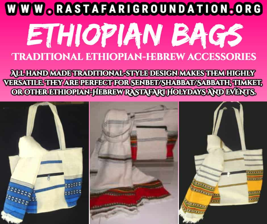 Ethiopian Bags