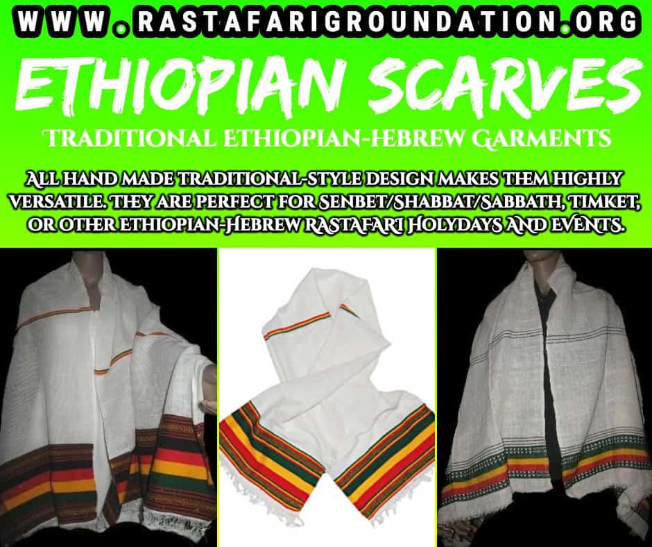Ethiopian Scarves