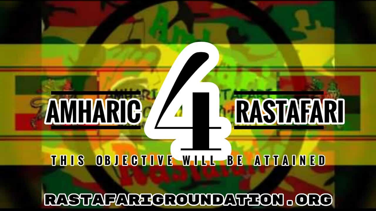 Amharic4Rastafari