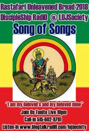 DSR Unleavened Bread Song of Songs