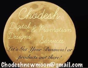 Chodesh Digital Design & Promotion Services