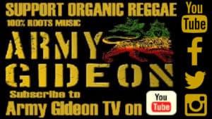 Army Gideon TV | Organic Reggae