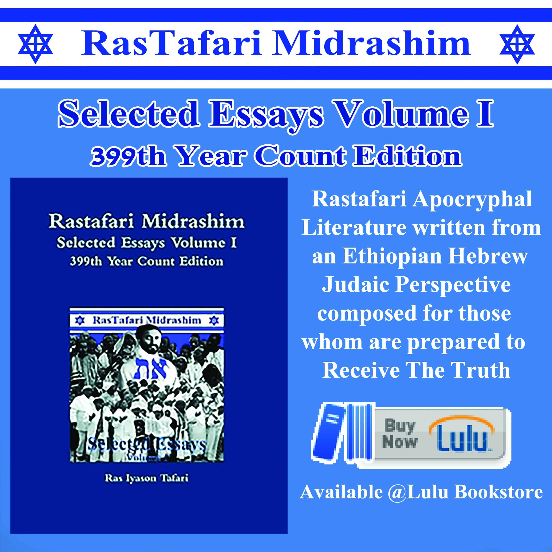 Rastafari Midrashim Selected Essays Volume I