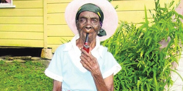 The 95 Year Old Marijuana Enthusiast, Melita Gordon