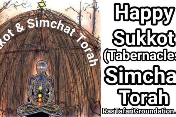 Happy Sukkot & Simchat Torah (Tabernacles 2021)!