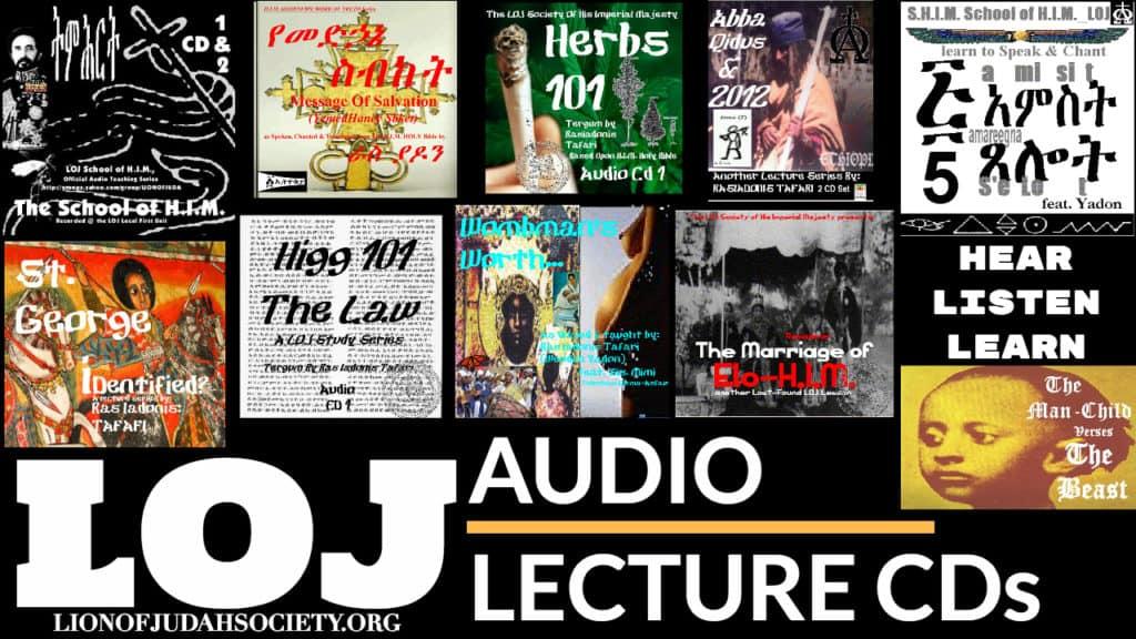 LOJ Audio Lecture CDs