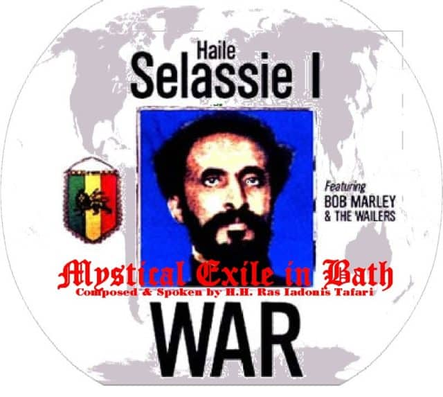 MYSTICAL EXILE OF HAILE SELASSIE I
