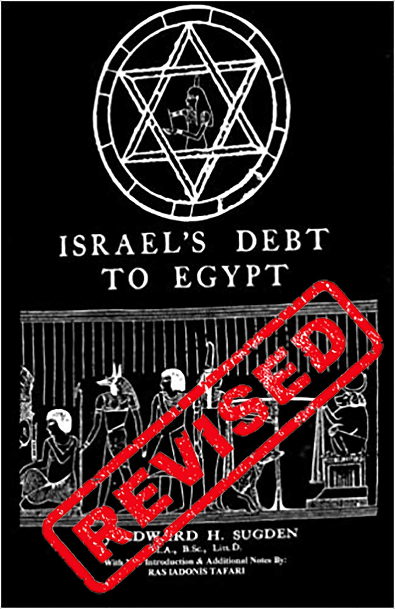 Israel's Debt To Egypt By Edward H. Sugden