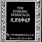 Free PDF Book | ETHIOPIC DIDASCALIA, The Apostolic Constitutions & Ethiopic Church Orders; As Translated by J.M. Harden